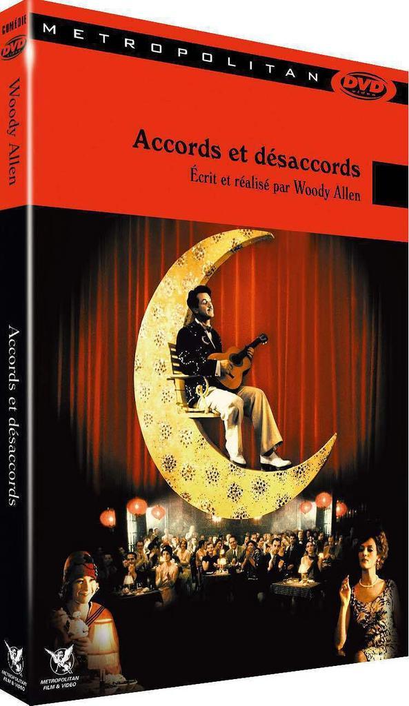 Accords et désaccords = Sweet and Lowdown / Woody Allen, réal., scénario   Allen, Woody. Réalisateur. Scénariste