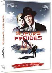 Sueurs froides = Vertigo / Alfred Hitchcock, réal. | Hitchcock, Alfred (1899-1980). Réalisateur