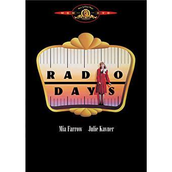 Radio days / Woody Allen, réal., scénario   Allen, Woody. Réalisateur. Scénariste