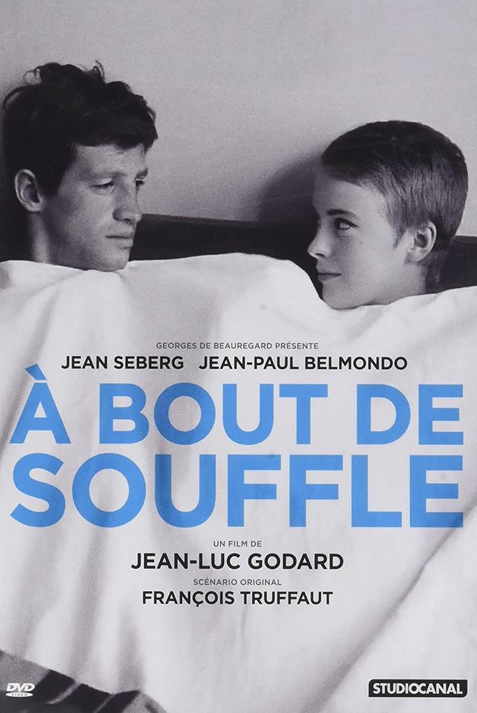 A bout de souffle / Jean-Luc Godard, réal.   Godard, Jean-Luc (1930-....). Réalisateur