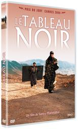 Le tableau noir = Takhté siah / Samira Makhmalbaf, réal. | Makhmalbaf, Samira. Réalisateur. Scénariste