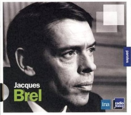 Jacques Brel : radioscopie de Jacques Chancel, 21 mai 1973 / Jacques Brel, Georges Delerue | Brel, Jacques (1929-1978)
