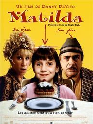 Matilda / Danny De Vito, réal. | De Vito, Danny. Réalisateur. Interprète
