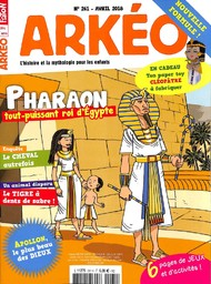 ARKEO JUNIOR : l'archéologie à partir de 7 ans / dir. publ. Pierrette Fabre-Faton |