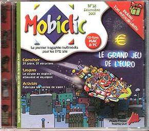 MOBICLIC : le magazine multimédia pour les 7 à 12 ans / dir. publ. Patrice Amen | Amen, Patrice. Metteur en scène ou réalisateur
