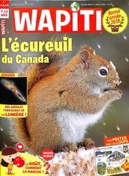 WAPITI : un oeil futé sur la nature / dir. publ. Patrice Amen | Amen, Patrice. Dir. publ.