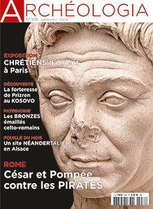 ARCHEOLOGIA : préhistoire et archéologie / dir. publ. Louis Faton   Faton, Louis. Directeur de publication