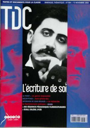 TEXTES ET DOCUMENTS POUR LA CLASSE / dir. publ. J. F. de Martel | Martel, J.F. de. Dir. publ.