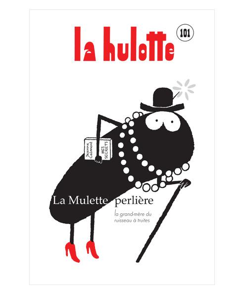 LA HULOTTE / dir. publ. Michel Mahy   Mahy, Michel. Dir. publ.