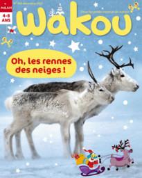 WAKOU : pour les petits curieux de nature / dir. publ. Patrice Amen | Amen, Patrice. Metteur en scène ou réalisateur