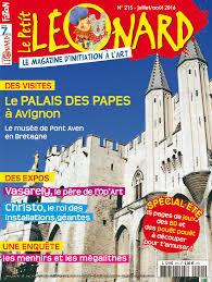LE PETIT LEONARD : le magazine d'art des plus de 7 ans / dir. publ. Jeanne Faton-Boyancé | Faton-Boyancé, Jeanne. Metteur en scène ou réalisateur