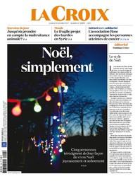 LA CROIX / dir. publ. Georges Sanerot | Sanerot, Georges. Directeur de publication
