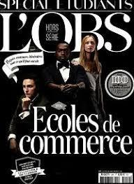 L' OBS ETUDIANTS / dir. publ. Matthieu Croissandeau | Croissandeau, Matthieu. Directeur de publication
