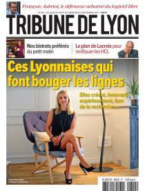 TRIBUNE DE LYON : chaque jeudi, un autre regard sur la ville / dir. publ. François Sapy   Sapy, François. Metteur en scène ou réalisateur