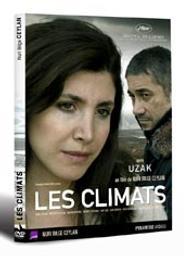 Les climats = Iklimler / Nuri Bilge Ceylan, réal., scénario   Ceylan, Nuri Bilge. Réalisateur. Scénariste. Interprète