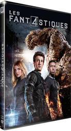 Les 4 fantastiques = Fantastic four / Tim Story, réal.   Story, Tim. Réalisateur