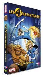 les 4 fantastiques : Les origines = Fantastic four / Tom Tataranowicz, Ernesto Lopez, réal. | Lopez, Ernesto. Réalisateur