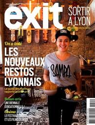 EXIT MAG : Les meilleurs sorties du mois / dir. publ. François Sapy | Sapy, François. Metteur en scène ou réalisateur
