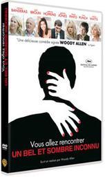Vous allez rencontrer un bel et sombre inconnu = You will meet a tall dark stranger / Woody Allen, réal., scénario | Allen, Woody. Réalisateur. Scénariste