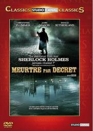 Meurtre par décret = Murder by Decree / Bob Clark, réal. | Clark, Bob. Réalisateur