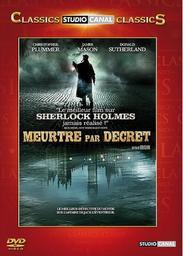 Meurtre par décret = Murder by Decree / Bob Clark, réal.   Clark, Bob. Réalisateur