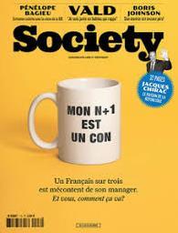 SOCIETY : quinzomadaire en liberté / dir. publ. Franck Annese   Annese, Franck. Directeur de publication