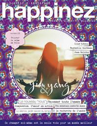 HAPPINEZ : le premier mindstyle magazine / dir. publ. Jean Phillipe Pecoul | Pécoul, Jean-Philippe