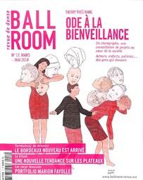 BALL ROOM : revue de danse / dir. publ. Ollivier Tholliez |