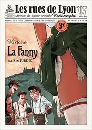 Fanny (La) / Ben Jurdic | Jurdic, Benjamin (1984-). Auteur. Illustrateur
