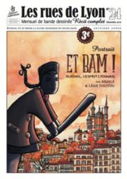Et bam ! : Guignol et l'esprit lyonnais / Anjale et Léah Touitou | Touitou, Léah (1986-....). Illustrateur. Auteur