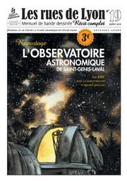 L' observatoire astronomique de Saint-Genis-Laval / par Emy   Emy. Auteur
