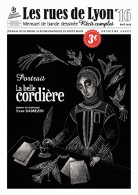 Belle Cordière (La) / Yann Damezin | Damezin, Yann. Auteur