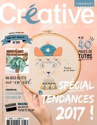 SPECIMENS. Créative n°33, 01/01/2017 |