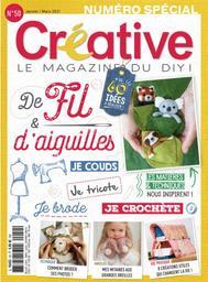 CREATIVE : le magazine du DIY / dir. publ. David Côme |
