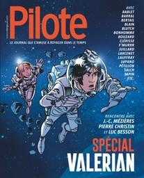 SPECIMENS. Pilote -Spécial Valérian, 01/07/2017 |