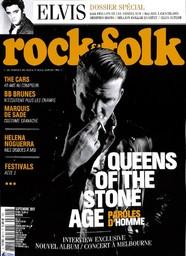 ROCK AND FOLK. 601, 01/09/2017 |