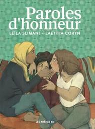 Paroles d'honneur / Texte Leïla Slimani | Slimani, Leïla (1981-....). Auteur