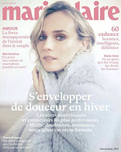 MARIE CLAIRE. 784, 01/12/2017  