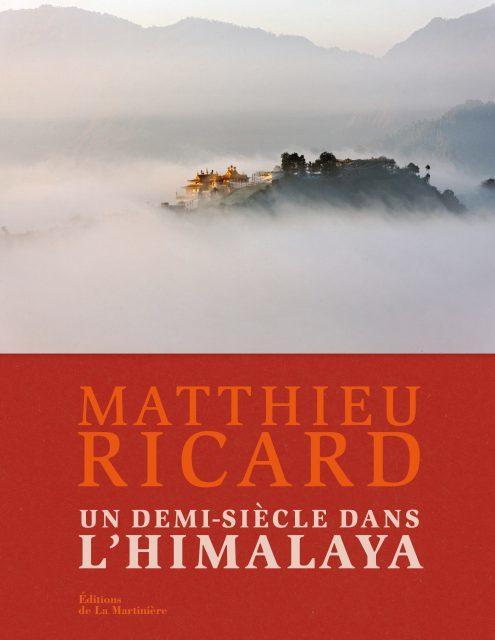 Un demi-siècle dans l'Himalaya / Matthieu Ricard | Ricard, Matthieu (1946-....)