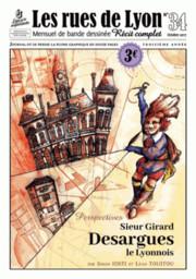 Sieur Girard Desargues, le Lyonnois / Léah Touitou, Simon Iosti | Touitou, Léah (1986-....)