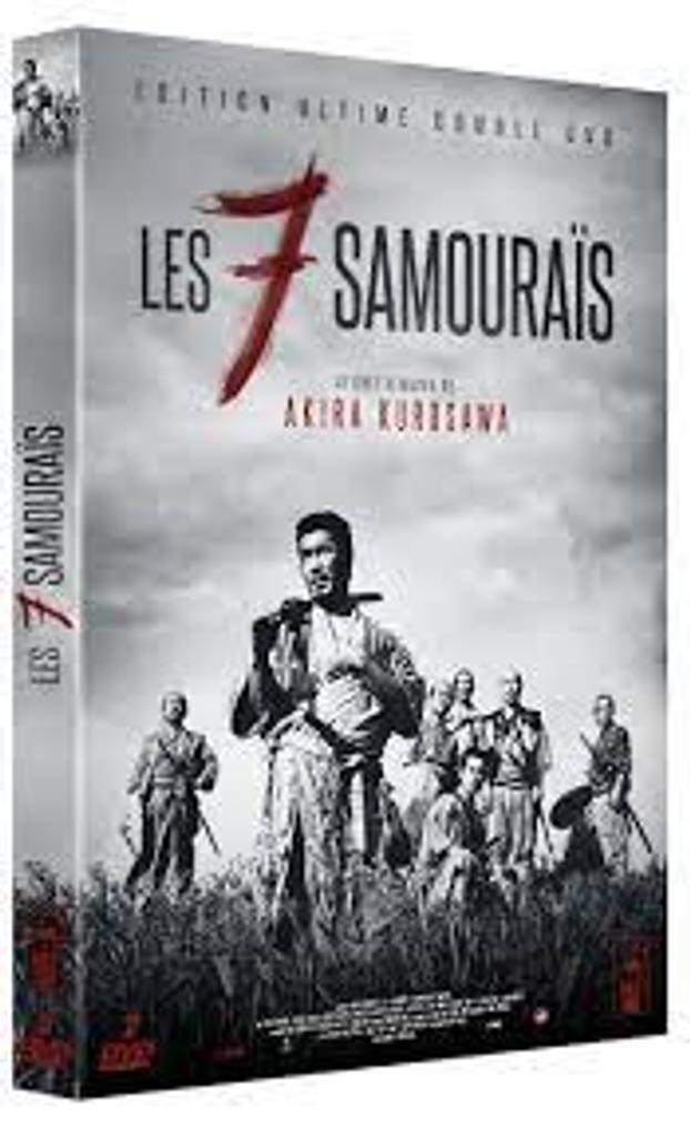 Les 7 samouraïs = Shichinin no samurai / Akira Kurosawa, réal. |