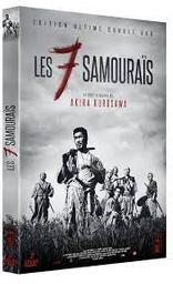 Les 7 samouraïs = Shichinin no samurai / Akira Kurosawa, réal.   Kurosawa, Akira (1910-1998). Réalisateur. Scénariste