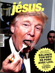 JESUS MAGAZINE : la grande aventure de la nourriture / dir. de Publication Romain Jubert  
