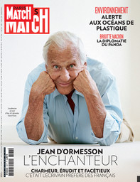 PARIS MATCH. 3577, 07/12/2017 |