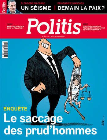 POLITIS. 1481, 07/12/2017 |