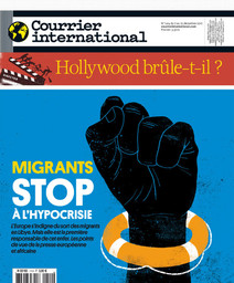COURRIER INTERNATIONAL. 1414, 07/12/2017 |
