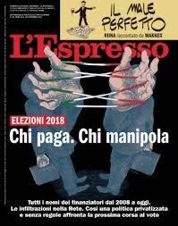 L' ESPRESSO. 48, 26/11/2017 |