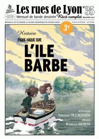 Pique-nique sur l'île Barbe / Rebecca Morse, Virginie Ollagnier-Jouvray | Morse, Rebecca. Illustrateur