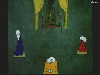 Les trois moines / Ah Da, réal. | Ah Da. Réalisateur