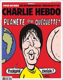 CHARLIE HEBDO. 1334, 14/02/2018 |
